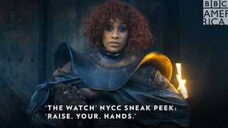 #TheWatch NYCC Exclusive Sneak Peek: 'Raise. Your. Hands.' 🔥 Premieres January 2021   BBC America