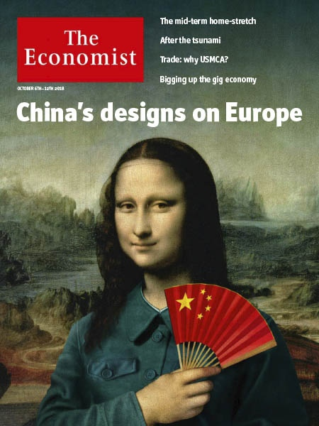 The Economist USA 2018 06 10