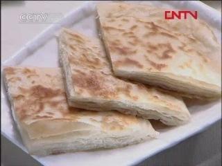 Китайская кухня - Слоеные лепешки из дрожжевого теста