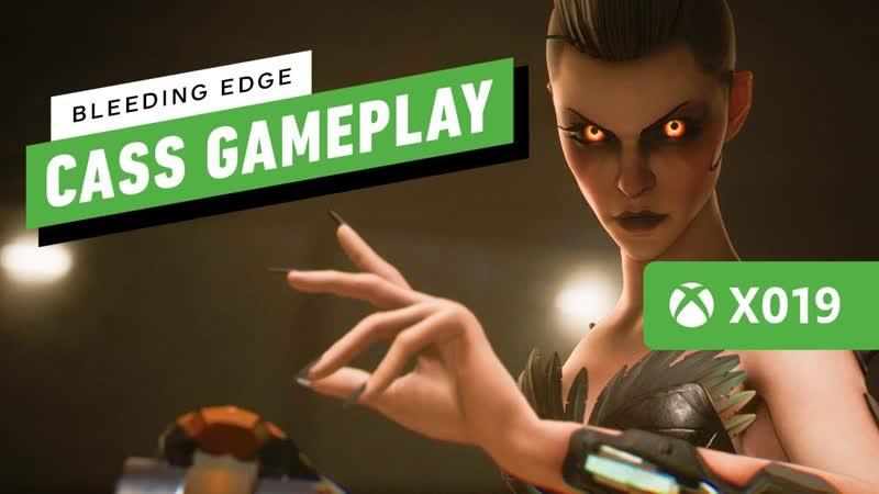 Bleeding Edge 10 Minutes of New Character Gameplay XO19