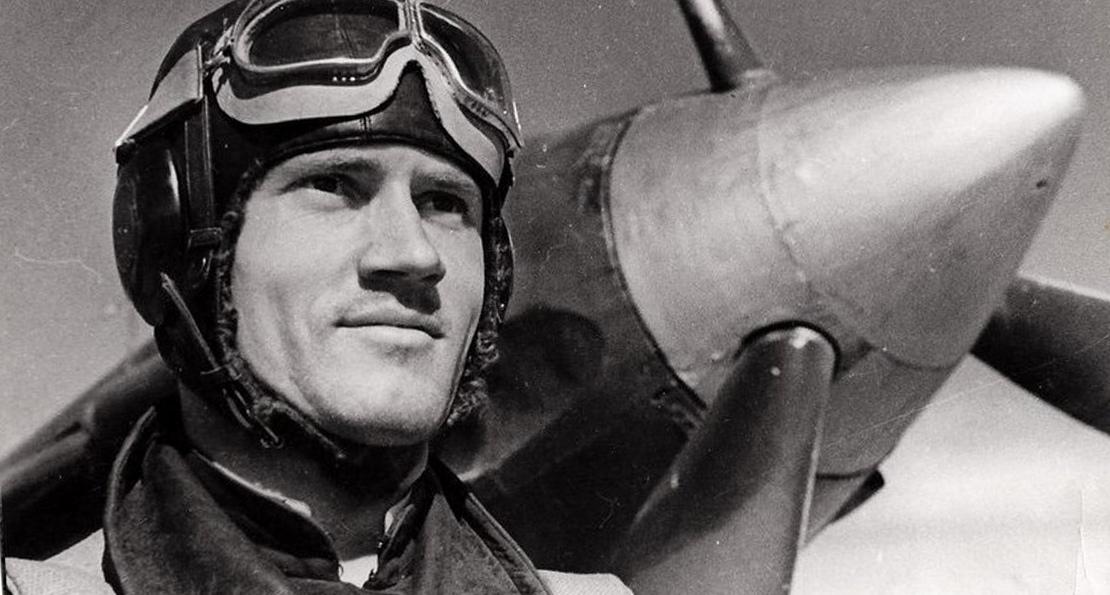 Пилот Сорокин