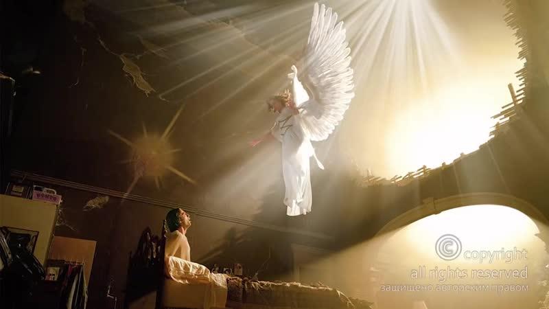 Медитация Волшебный Сон Ангелотерапия или Лечение Светом Исцеление mp4