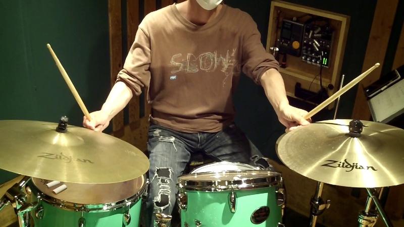 Vinnie Colaiuta 's Cool Fill 2 Gino Vannelli Night Walker Drum Lesson 461