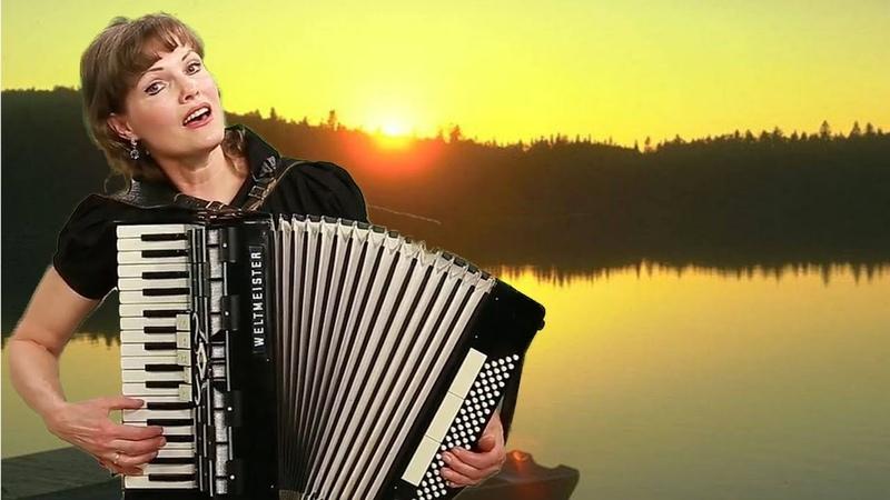 Красивая Песня о любви под аккордеон ❤️ Очаровательное исполнение