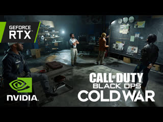 Call of Duty Black Ops: Cold War   GeForce RTX 30