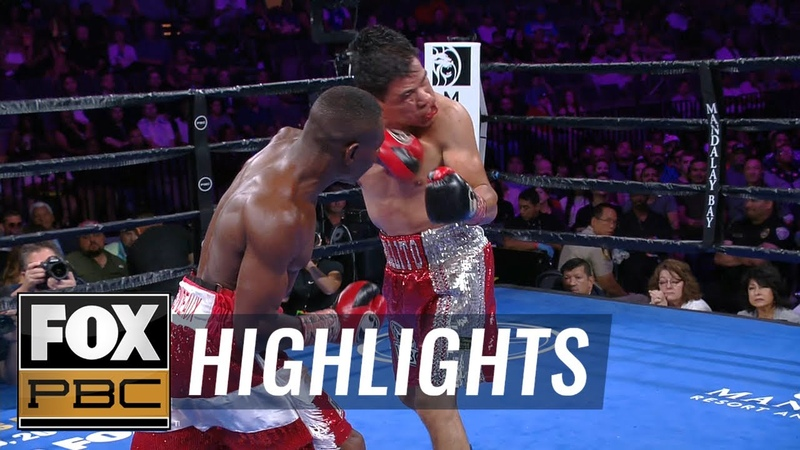 Guillermo Rigondeaux lands vicious left hook to defeat Julio Ceja by TKO | HIGHLIGHTS | PBC on FOX