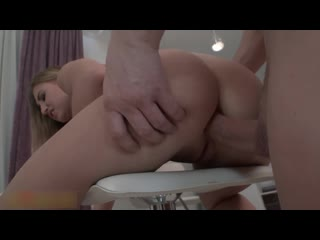 MY TEEN ASS - FIRST TIME ANAL SWEET BLOND, HARD FUCKED