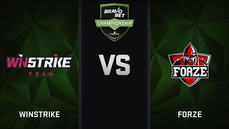 Winstrike vs forZe map 1 overpass Final BravoBet Cup