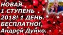 НОВАЯ 1 СТУПЕНЬ 2018! НАСТОЯЩАЯ МАГИЯ НАЧИНАЕТСЯ СМОТРЕТЬ ВСЕМ! Андрей Дуйко. Школа Кайлас.