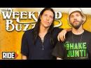 Erik Ellington Shane Heyl: Antwuan, Shake Junt The Goat! Weekend Buzz ep. 79 pt. 1 !!!