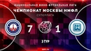 Столица 7:1 ЛЭМЗ   Суперлига НМФЛ 2020/21   Обзор матча