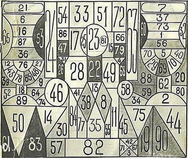 Помните эту головоломку Найти числа от 1 до 90. Если Вы это делаете за:510 мин, то у вас исключительная наблюдательность.1015 мин хорошая.1520 мин средняя.2025 мин удовлетворительная, но