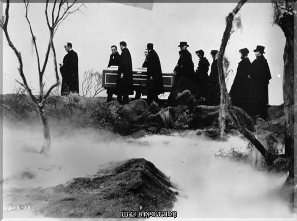 В 1831 году в Англии во время свирепствовавшей эпидемии тифа студенты медики вырыли из могилы для учебного вскрытия труп человека, похороненного четыре дня назад Но только профессор сделал