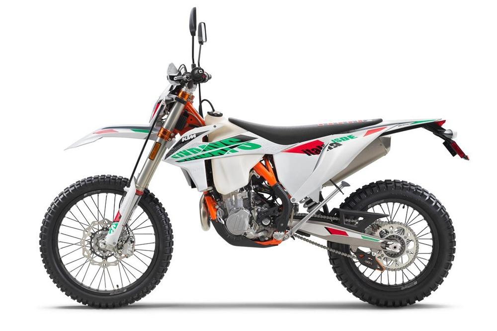 Эндуро KTM 500 EXC-F Six Days 2021