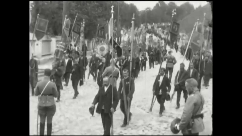 Нижний Новгород 1916 год Мининские торжества 8 мая 1916 года