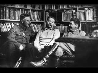 ИОСИФ ВИССАРИОНОВИЧ СТАЛИН, фильм 5, документальные кадры HD1080p