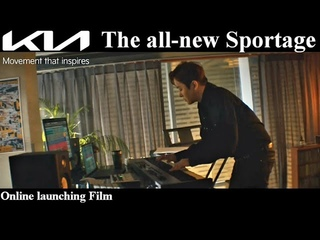 """기아(KIA) """"더 올-뉴 스포티지""""(The all-new Sportage) 온라인 런칭 필름 - 피아니스트 신지호(Shin Jiho)"""