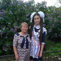 Фотография страницы Жанны Буранбаевой--Тлеукуловой ВКонтакте