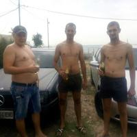 Фотография страницы Славика Чергинца ВКонтакте