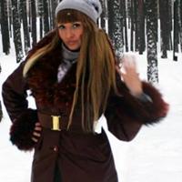 Фотография страницы Натали Навроцьки ВКонтакте