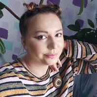 Фотография страницы Ксении Самосуд ВКонтакте