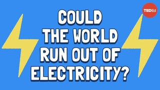 How much electricity does it take to power the world?