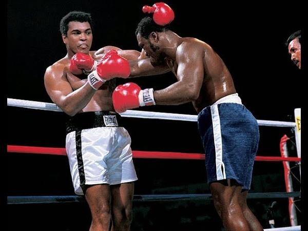 Мухаммед Али Джо Фрезер 3 Muhammad Ali vs Joe Frazier III