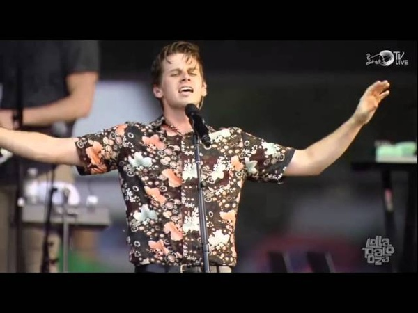 Foster The People Pumped up Kicks Live @ Lollapalooza 2014