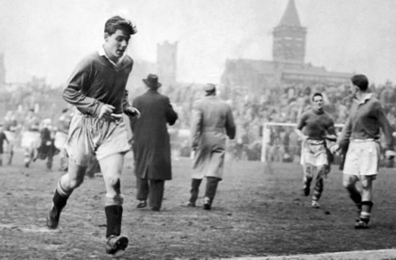 Манчестер юнайтед трагедия 1958г