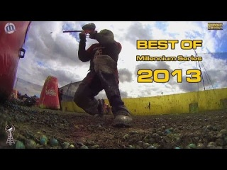 BEST OF Millennium Series Paintball Action 2013 by PAINTBALL-CHANNEL