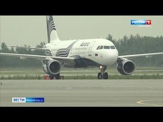 К полетам из Хабаровска приступила Дальневосточная авиакомпания