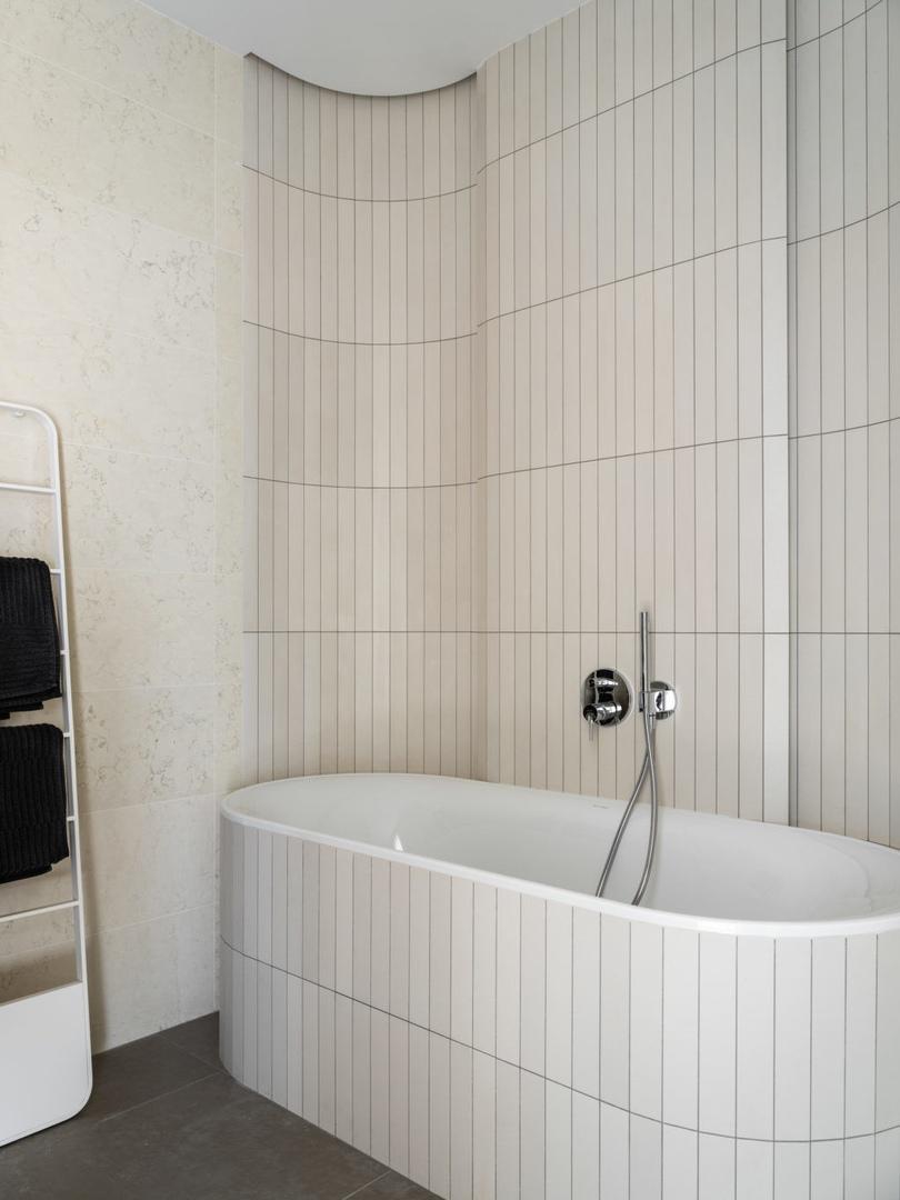Квартира в новостройке в центре Москвы, 145 м² от Малики Боранбаевой || 02