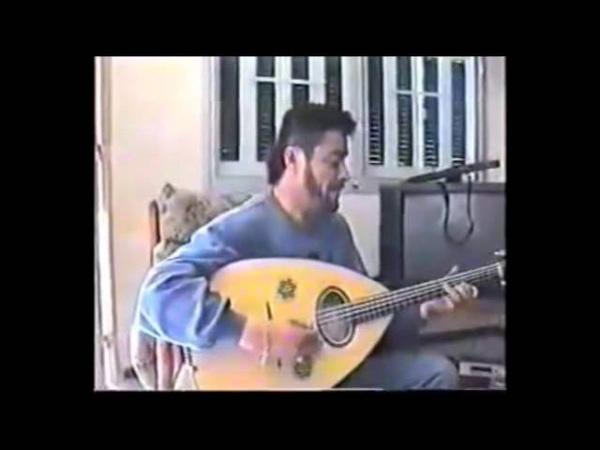 Matoub chante une chanson de Cherif Hamani