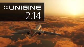 UNIGINE Engine  - кучево-дождевые облака, C# 9, управление спектром волн, генератор ландшафтов