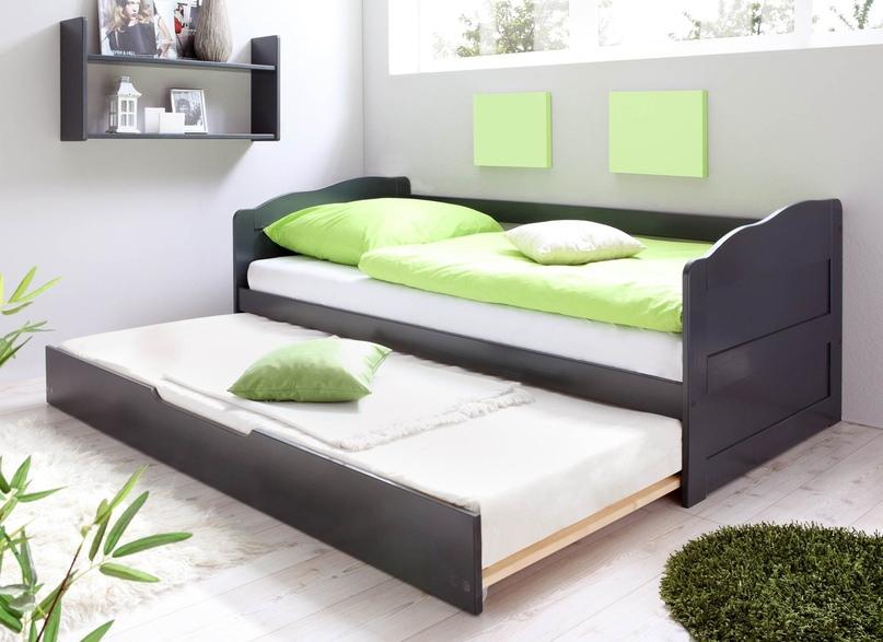 Плюсы и минусы двухъярусных выдвижных кроватей, популярные дизайны, изображение №13