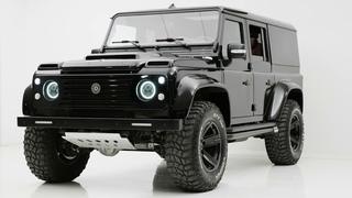 Ares Design Widebody Land Rover Defender Spec. 1.2 mit 282 PS & 440 NM V8!