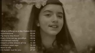 Best of Angelina Jordan - My Personal Favorite Playlist