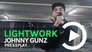 John Wayne aka Johnny Gunz - Lightwork Freestyle