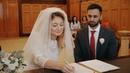 Свадебное видео, Грибоедовский загс, прогулка Музеон, ресторан, интервью.