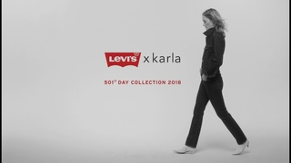 Levi's® x karla 501® Day 2018 Collection