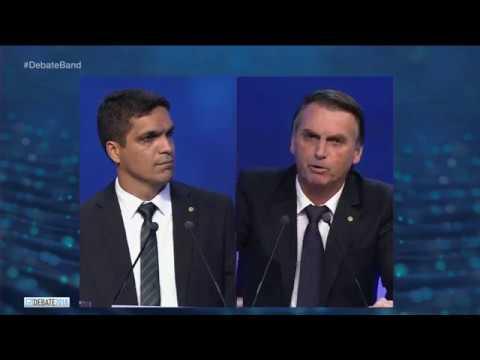Bolsonaro questiona Cabo Daciolo sobre distribuição de cargos