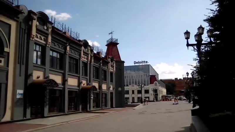 Российские улочки