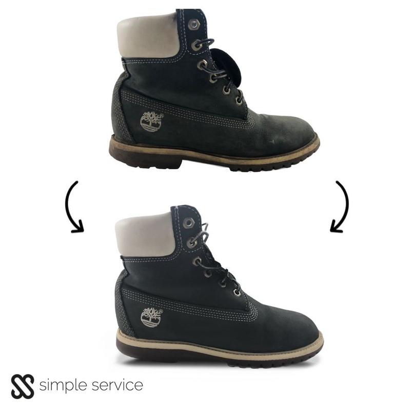 Кейс Instagram: Заявки для сервиса ремонта обуви в Мск, изображение №1