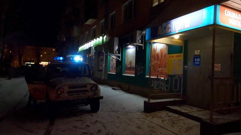 Просто я хочу в тюрьму Грабитель сдался полиции 📹 Северодвинск