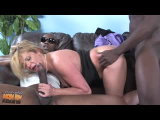 Watching my mom go black | Ginder  Lynn | BBC | Interracial | MILF | Cuckold