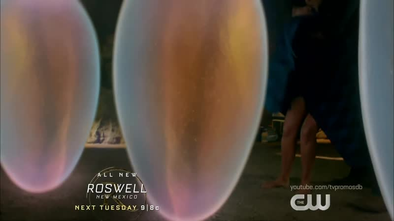 Roswell, New Mexico 1x10 Promo I Don't Want to Miss a Thing (HD)