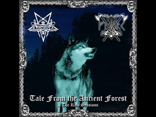 Mysteriis/Futhark - Tale From the Ancient Forest (Full Split)