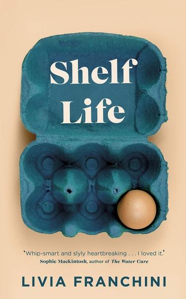 Book cover Shelf Life