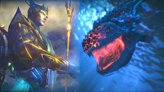 БОЕВОЙ КОНТИНЕНТ - ⚡165 Серия!⚡ Морской бог вступится за Тан Сана против Чудо-Кита! (Анонс)