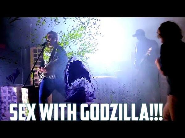 The Capsized Godzilla